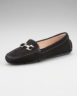 Salvatore Ferragamo Driving Moccasin