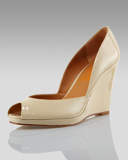 KORS Michael Kors Vail Wedge Pump (CUSP Most Loved!)