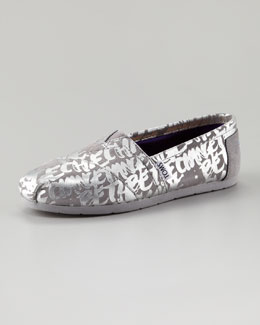 TOMS Be the Change Slip-On
