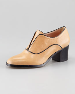 Reed Krakoff Contrast-Trim Oxford