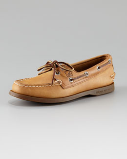 Sperry Top-Sider Authentic Nubuck Boat Shoe