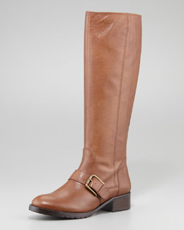 Donald J Pliner Bibi Ankle-Buckle Knee Boot