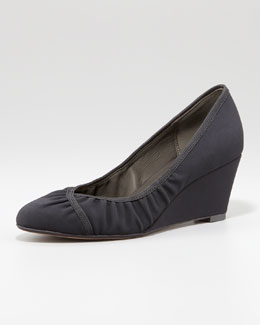 Donald J Pliner Yess Envelope Wedge Pump