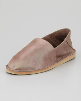 Vince Kia Foldable Ballerina Slip-On,  Taupe