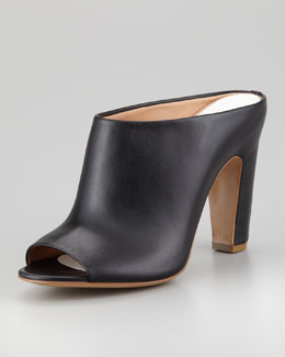 Maison Martin Margiela Leather Slide Bootie
