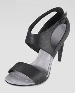Cole Haan Arlington Open Toe Pump Sandal, Black