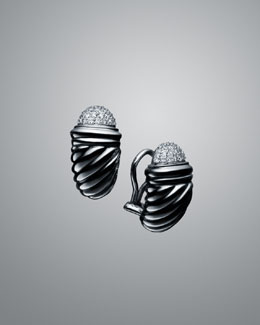 David Yurman Small Waverly Earrings