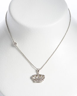 Juicy Couture Wish Crown Necklace
