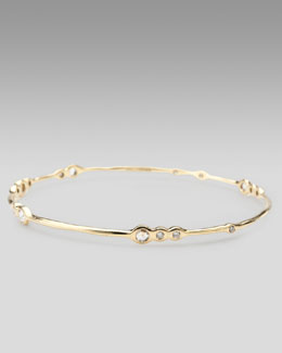 Ippolita Sweet 16 Diamond Bangle