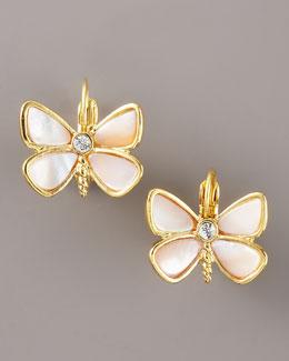 Y0NNG kate spade new york Butterfly Earrings