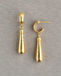 Gurhan Gold Drop Earrings