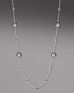 Ippolita Smoky Quartz By-the-Yard Necklace