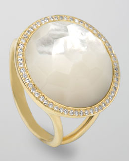 Ippolita Lollipop Ring, Mother-of-Pearl