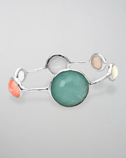 Ippolita Wonderland Lollipop Five-Station Bangle, Breeze