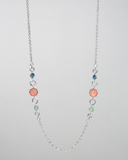 Ippolita Wonderland Two-Station Necklace, Breeze