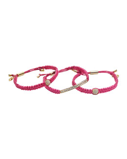 Michael Kors Exclusive Bracelet Bundle, Pink