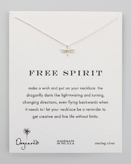 Dogeared Free Spirit Necklace
