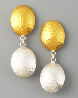 Gurhan Jordan Double Drop Earrings