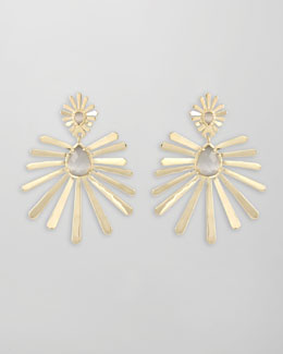 Kendra Scott Cat's Eye Explosion Earrings