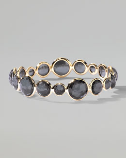 Ippolita Round Hematite Lollipop Bangle