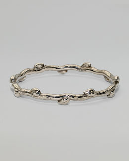 Elizabeth Showers Silver Twig Ring