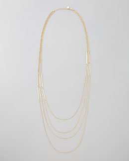 Jules Smith Marrakech Layered Necklace, 36""
