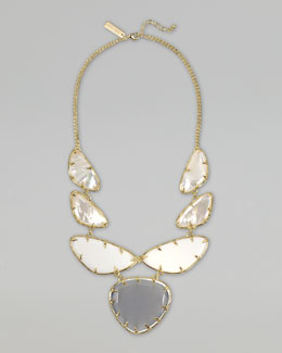 Kendra Scott Marisol Necklace, Pearlescent
