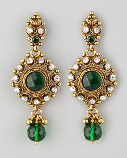 Rosena Sammi Antiqued Drop Earrings