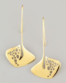 Colette Malouf Ginko Drop Earrings