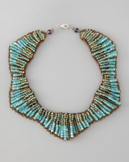 Panacea Beaded Statement Necklace