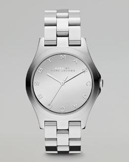 MARC by Marc Jacobs Stainless Steel Watch, 36.5mm