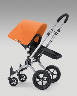 Bugaboo Canvas Tailored Fabric Set, Tangerine