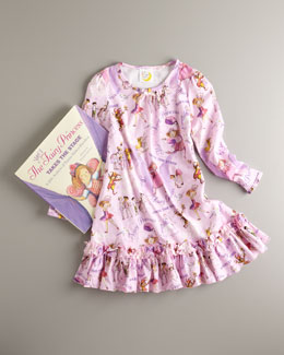 Books To Bed The Very Fairy Princess Gown and Book Set, Toddler