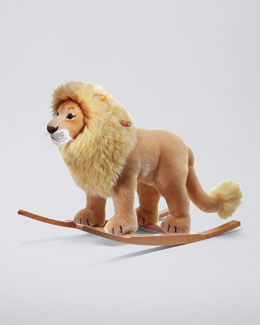 Steiff Leo Riding Lion, 28""