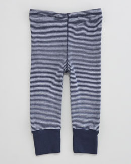 Splendid Littles Mini-Stripe Snug Pants