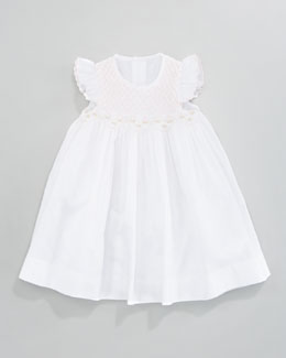 Kissy Kissy Brianna Smocked Dress
