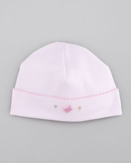 Kissy Kissy Scattered Fairyland Embroidered Hat