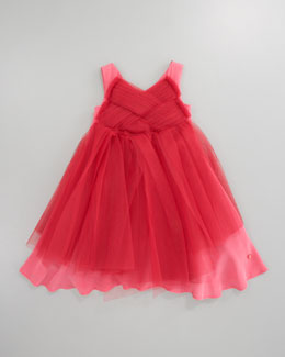 Baby Dior Tulle Dress, Sizes 2-4