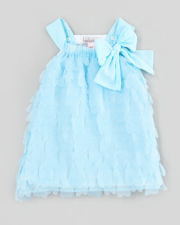 Halabaloo Heart Applique Dress, Sizes 2T-3T