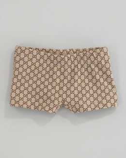 Gucci Mini GG Swim Shorts