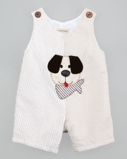 Cach Cach Puppy Patch Shortalls