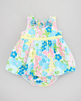 Lilly Pulitzer Spring Fling Britta Baby Dress