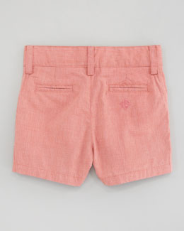 Andy & Evan Lazy Chambray Shorts