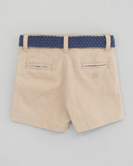 Andy & Evan Kelso Canvas Woven Belt