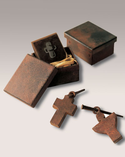 Jan Barboglio Iron Boxes