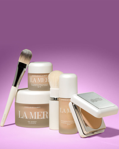 La Mer The Treatment & The Powder Collections