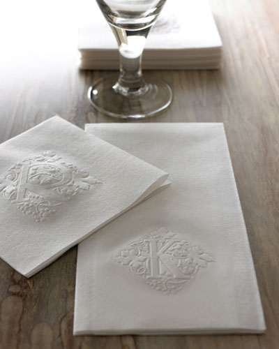 """Vineyard"" Napkins and Guest Towels"
