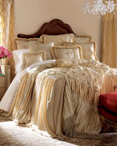 """Dian Austin Couture Home """"Grandeur"""" Bed Linens"""