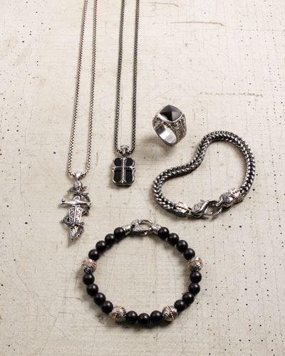 Stephen Webster Gothic Sterling-Silver Accessories
