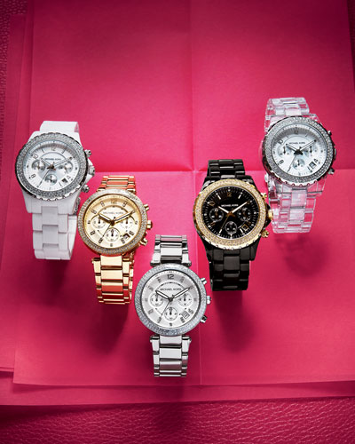 Michael Kors Bracelet-Strap Watches